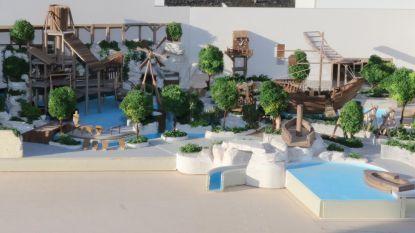Ziehier Bellewaerde Aquapark