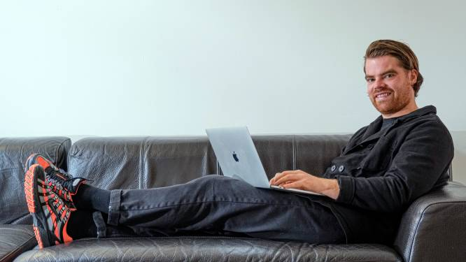 Thijs (29) verkocht zijn bedrijf aan Vinted en werd miljonair: 'Ik ben een vervelende ondernemer'