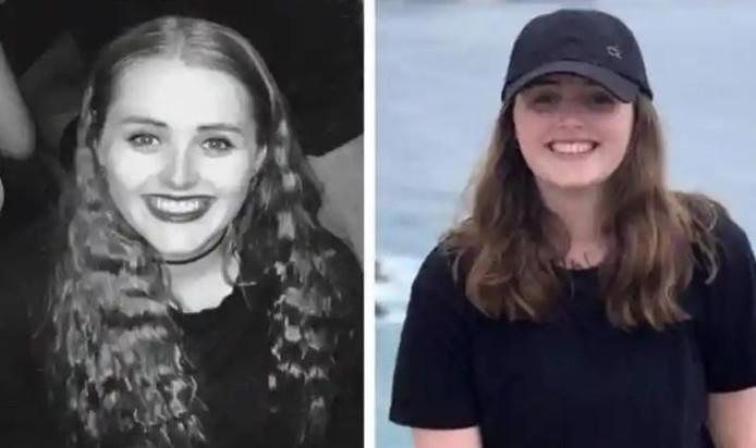 Grace Millane, hier op privéfoto's die door haar ouders verspreid werden.