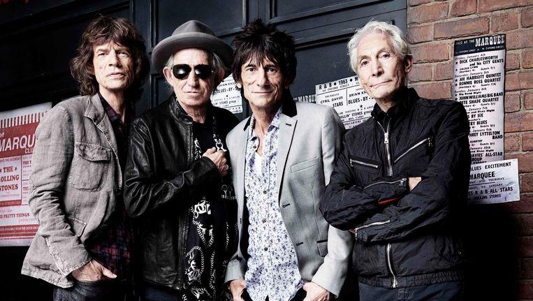 The Rolling Stones. Beeld REUTERS