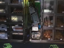 Aardappelautomaat van Alverna vernield en leeggeroofd