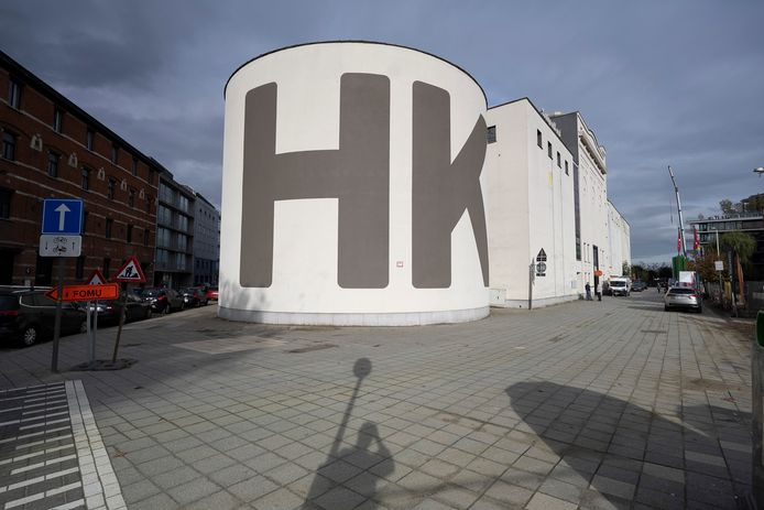 Het huidige M HKA