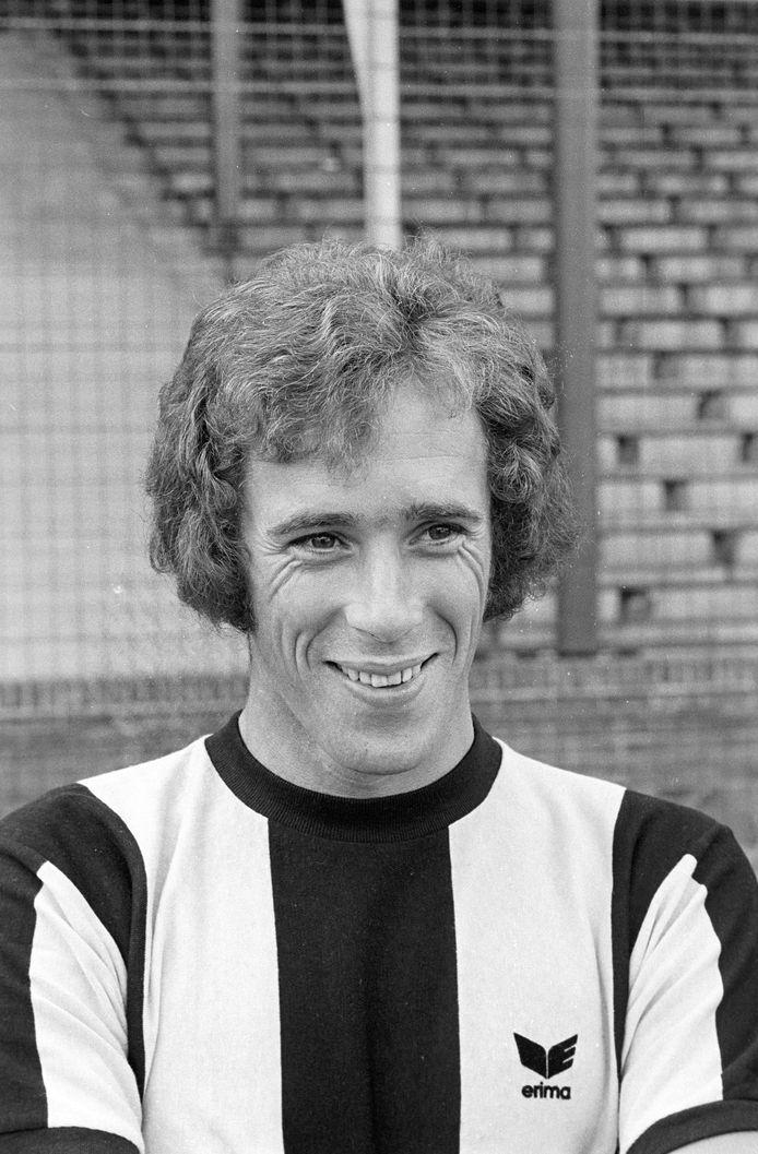 Dick Mulderij in 1977.