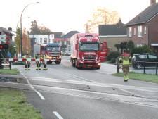 Ongeval Wierden: vrachtwagen reed tussen de dichte spoorbomen door en nam zo 'onverantwoord risico'