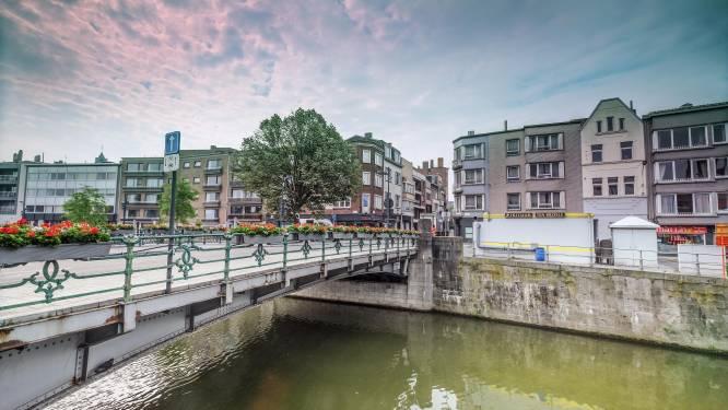 Minister Peeters garandeert vernieuwing Leiebrug in hartje Kortrijk