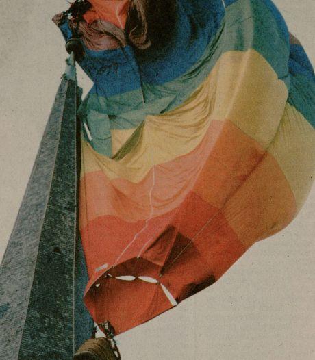 """25 jaar geleden crashte luchtballon tegen de Sint-Jacobskerk: """"Nog altijd de vreemdste oproep die ik ooit binnen kreeg"""""""