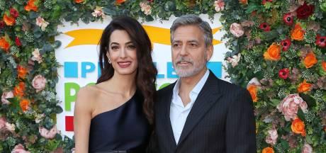 Amal et George Clooney vont acheter une propriété en France