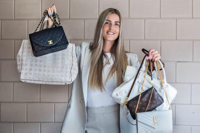 Daphne Sonneveld: 'Ik geniet van het zoeken naar de beste deal. Neem geen genoegen met de eerste beste Chanel.'