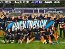 Le Club de Bruges est sacré champion de Belgique après un partage complètement fou à Anderlecht