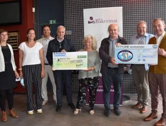 Serviceclubs schenken 6.000 euro aan vzw De Bakermat