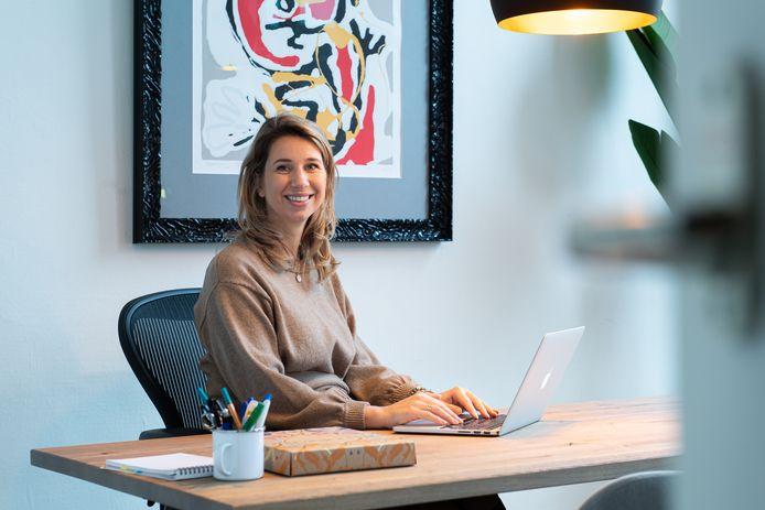 Eva Ghysels uit Breda is de initiatiefnemer van Jouw Meedenker.nl