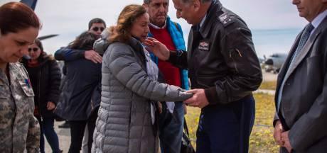 Wrakstukken gevonden in zee, mogelijk van verdwenen Chileens militair vliegtuig