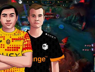Kijk hoe KV Mechelen Esports vorige kampioen van de troon stootte in League of Legends-finale