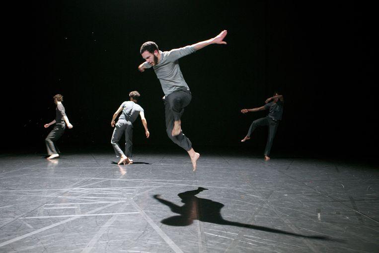 Dansgezelschap Rosas speelt 'A Love Supreme'.  Beeld rv Herman Sorgeloos