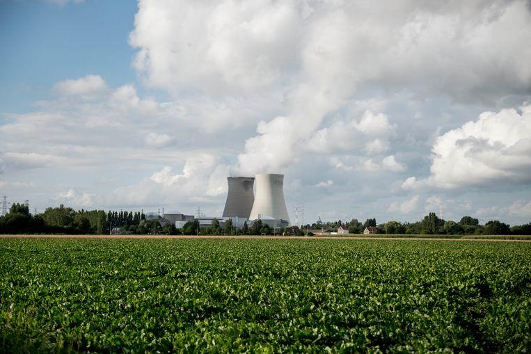 Alle Belgische kerncentrales sluiten tegen 2025 de deuren, waaronder de kerncentrale van Doel. Beeld Eric de Mildt