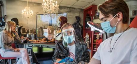 Kapper, schoonheidsspecialist en tatoeëerder denken volgende week veilig hun deuren te openen