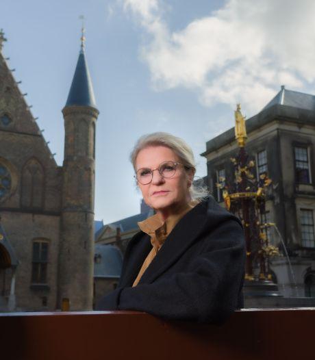 Wouke van Scherrenburg vindt corona enger dan de tijd waarin ze moest onderduiken: 'Confronterend dat ik in de risicogroep zit'