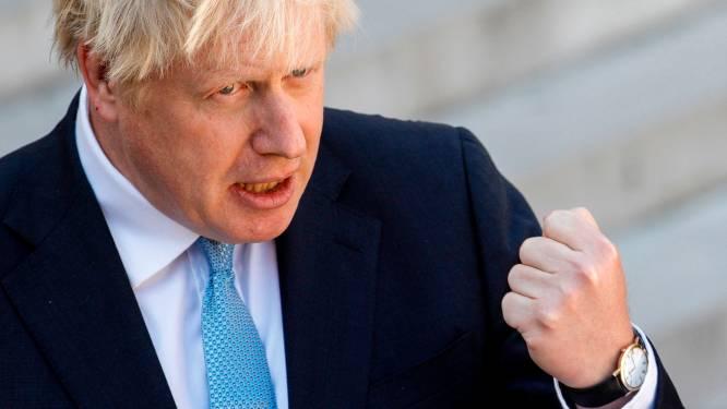 "Nadat Boris Johnson parlement (even) buitenspel zet: ""Taking back control was nog nooit zo griezelig"""