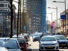 Verkeerstest in Paleiskwartier en Van Berckelstraat