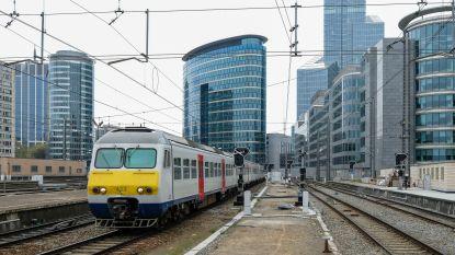 Brand in treintunnel: treinverkeer zwaar verstoord