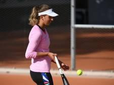 """Mertens avant son entrée en lice à Roland-Garros: """"Il faut s'adapter aux circonstances"""""""