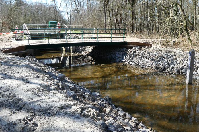 De nieuwe brug.