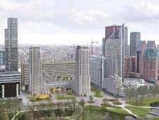 Kansen van plan woontorens voor Den Haag CS nemen toe