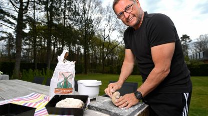 """Vital Borkelmans, bondscoach van Jordanië, bakt thuis in Lembeke zijn brood: """"Voor prins Ali hoefde het niet, maar wij leverden 40% in"""""""