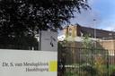 De Van Mesdagkliniek waar De V. ook verbleef.