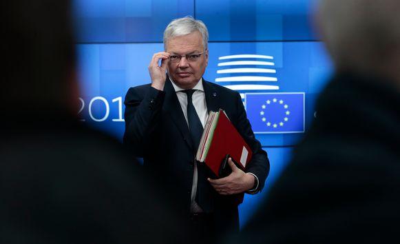 Didier Reynders, de nieuwe EU-commissaris voor Justitie, zegt er alles aan te zullen doen om Hongarije in de pas te doen lopen.