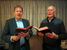 Robijnen jubilaris Adriaan Sijmens van Schola Cantorum in Stiphout: 'Eigenlijk weet ik niet wat ik zing in het gregoriaans'