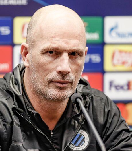 """Philippe Clement avant Bruges-City: """"L'une des deux meilleures équipes du monde"""""""