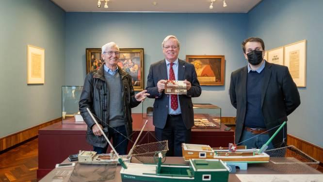 Stadsmuseum Lier brengt traditie van het palingvissen onder de aandacht met wandelroute, boek en expo