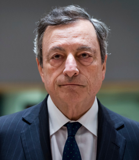 Draghi: aanpassing rente ECB zal niet overhaast worden gedaan