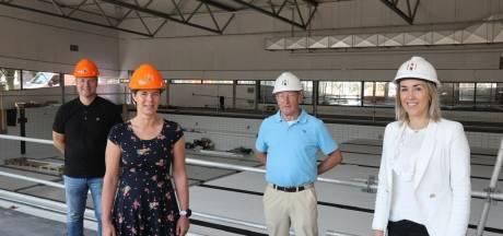 Nieuw zwembad moet oude Den Ekkerman doen vergeten: 'Hier kan Veldhoven weer jaren mee vooruit'