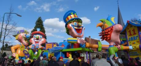 Toch een beetje carnaval in Bremspoersengat (Riethoven) met Doeboek