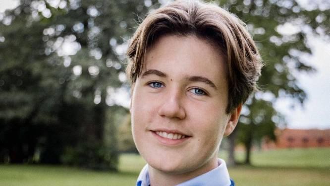 Kleine jongens worden groot: Deense prins Christian viert 16de verjaardag met nieuwe portretten