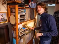 Friese Bouke (17) verzamelt alles van Haagse beat uit de jaren 60 en 70 en nog veel meer van Shocking Blue