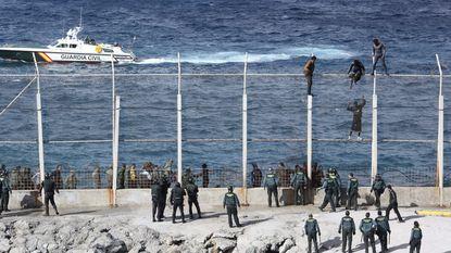 """""""Spanje stopt fataal incident met vluchtelingen in doofpot"""""""