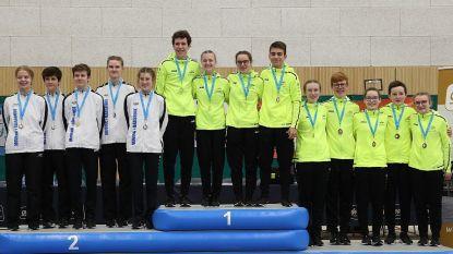 Recrean Skippers behalen goud, twee maal zilver en brons op provinciaal kampioenschap in Oudenaarde