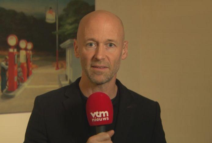 Intensivist Geert Meyfroidt.
