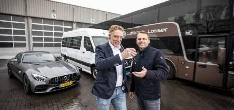 Brookhuis koopt de bussen van Luttikhuis: 'Wij hadden de deal op een sigarendoos rond kunnen maken'