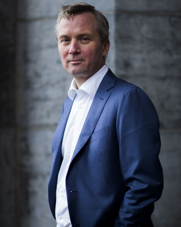Eric van den Burg Beeld Rink Hof
