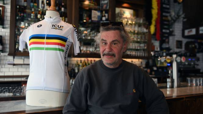 "Café Leuven Central is hotspot voor wielerfans: ""Speciale wielertrui laten maken voor WK Wielrennen"""