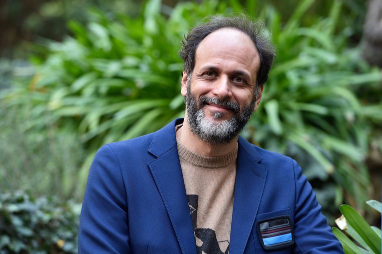 Luca Guadagnino, regisseur van 'Call Me By Your Name'. Beeld Photo News