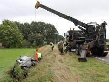 Testrit om te checken of terreinwagen van Defensie nog geschikt is voor verkoop loopt niet goed af