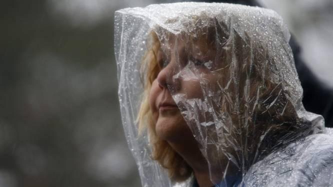 Nieuwe regenbuien verwacht na verdronken weekend