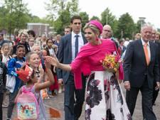 Koning en koningin in Flevoland