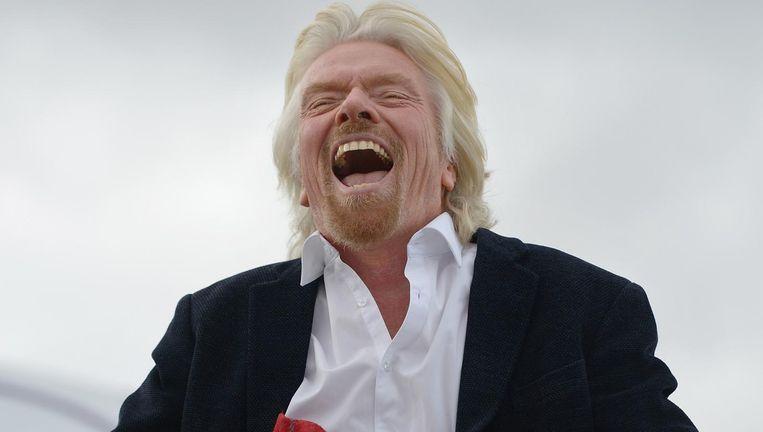 Van Virgin-ondernemer Richard Branson wordt beweerd dat hij adhd heeft. Beeld Getty Images