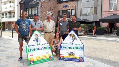 LivinusBike en LivinusRun kleuren zomerjaarmarkt